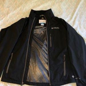 Columbia Men's S Omni-Heat lightweight Jacket